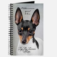 Toy Fox Terrier Mom Journal