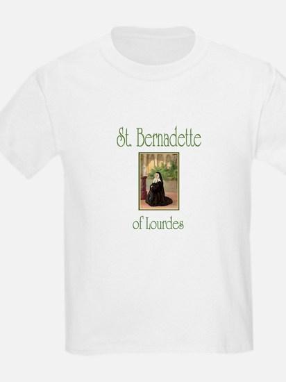 St. Bernadette of Lourdes T-Shirt
