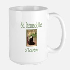 St. Bernadette of Lourdes Mug