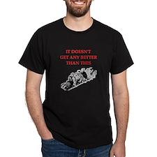tobogganing T-Shirt