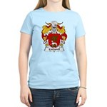 Cordovil Family Crest Women's Light T-Shirt