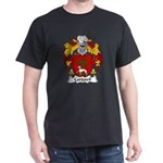 Cordovil Family Crest Dark T-Shirt