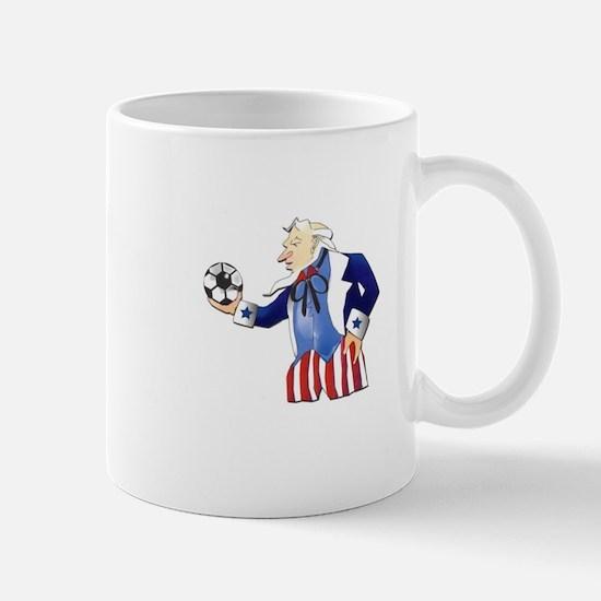 US Soccer Mugs