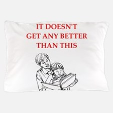 reading Pillow Case