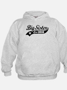 Big Sister Est. 2016 Hoodie