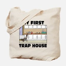 My First Trap house Tote Bag