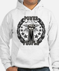 Power to the People 0715 Hoodie