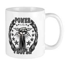 Power to the People 0715 Mug