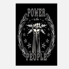 Power to the People 0715 Postcards (Package of 8)