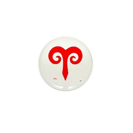 Aries Mini Button (100 pack)