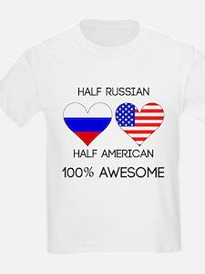 Half Russian Half American T-Shirt