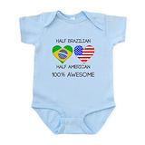 Brazilian american Bodysuits
