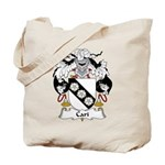Cari Family Crest Tote Bag