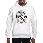 Cari Family Crest Hooded Sweatshirt