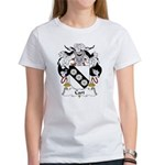 Cari Family Crest Women's T-Shirt