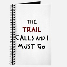 trail calls Journal