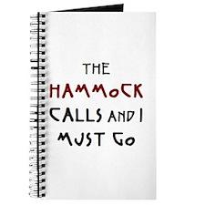 hammock calls Journal