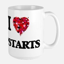 I love Upstarts Mugs