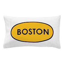 Cute Boston sports teams Pillow Case