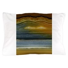 Agate-Mineral Pillow Case