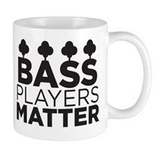 Bass Players Matter Mug