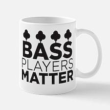 Bass Players Matter Mug
