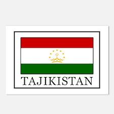 Tajikistan Postcards (Package of 8)
