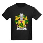 Cardim Family Crest Kids Dark T-Shirt
