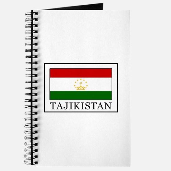 Tajikistan Journal