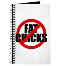 No Fat Chicks Journal