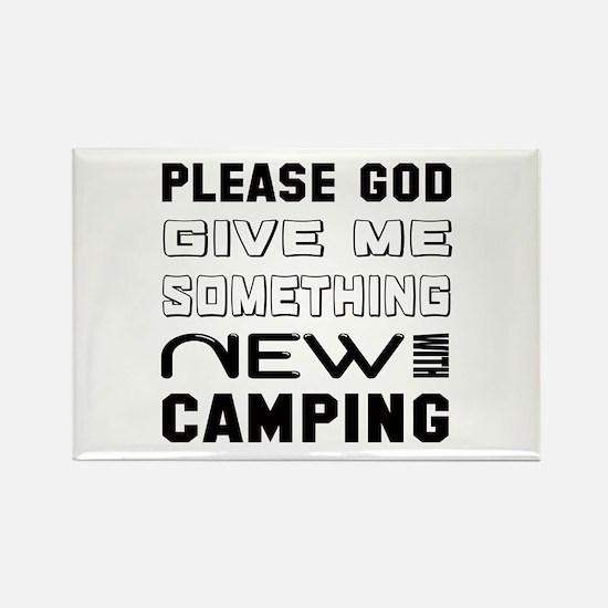 Please God Give Me Som Rectangle Magnet (100 pack)