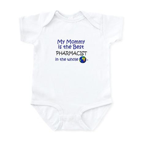 Best Pharmacist In The World (Mommy) Infant Bodysu