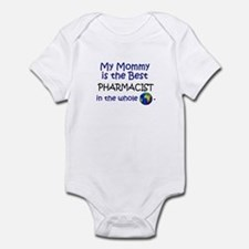 Best Pharmacist In The World (Mommy) Onesie