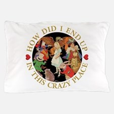 How Did I End Up In the Crazy Place - Pillow Case