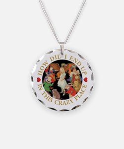 How Did I End Up In the Craz Necklace
