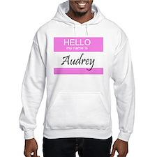 Audrey Hoodie Sweatshirt