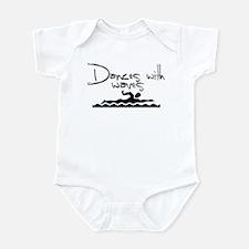 Dances with Waves Infant Bodysuit