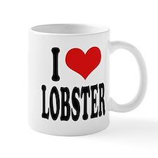 I Love Lobster Mug