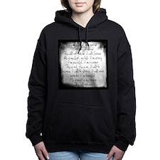The Struggle Women's Hooded Sweatshirt