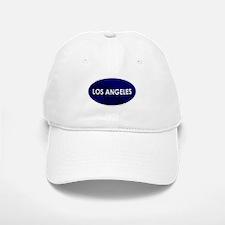 Los Angeles Blue Stone Baseball Baseball Cap