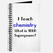 teach chemistry Journal