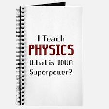 teach physics Journal