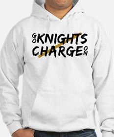 UCF Knights Charge On Brushed De Hoodie