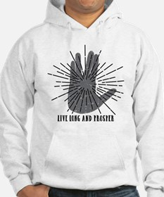 Live Long and Prosper Hoodie