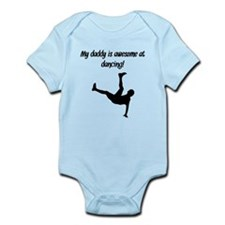 My Daddy Is Awesome At Dancing Body Suit
