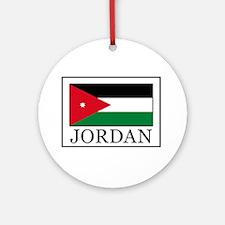 Jordan Ornament (Round)