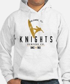 UCF Knights Surfing Company Gold Hoodie
