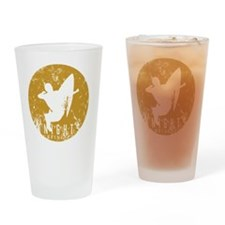 UCF Knights Rip It Gold Drinking Glass
