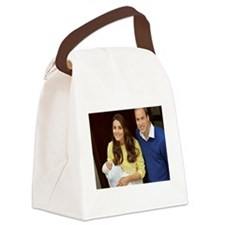 Charlotte Elizabeth Diana Canvas Lunch Bag