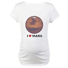 I Love Mars Shirt